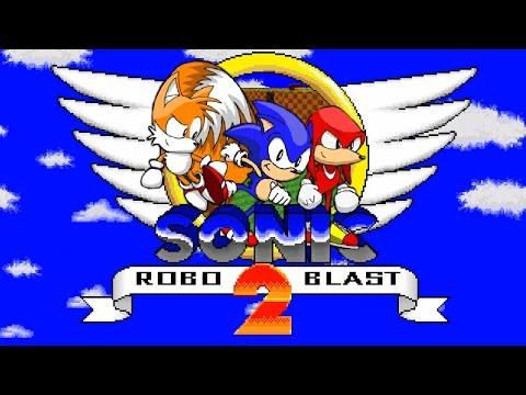 Играем в фан-игры — Sonic Robo Blast 2