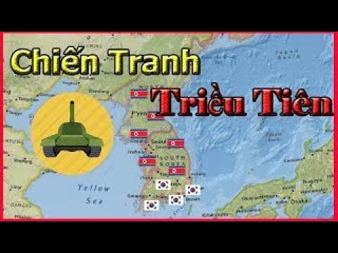 Tóm tắt chiến tranh Triều tiên (1950 -1953) Bản đầy đủ