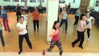 Zumba Fitness Mambo No  5 By Diana Radeljas Kolobara Brčko BiH 2014