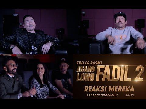 ABANG LONG FADIL 2 - Reaksi Mereka [HD] DI PAWAGAM 24 OGOS 2017