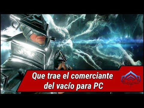 Warframe El Comerciante PC,PS4, Xbox, Switch. Tanchan thumbnail