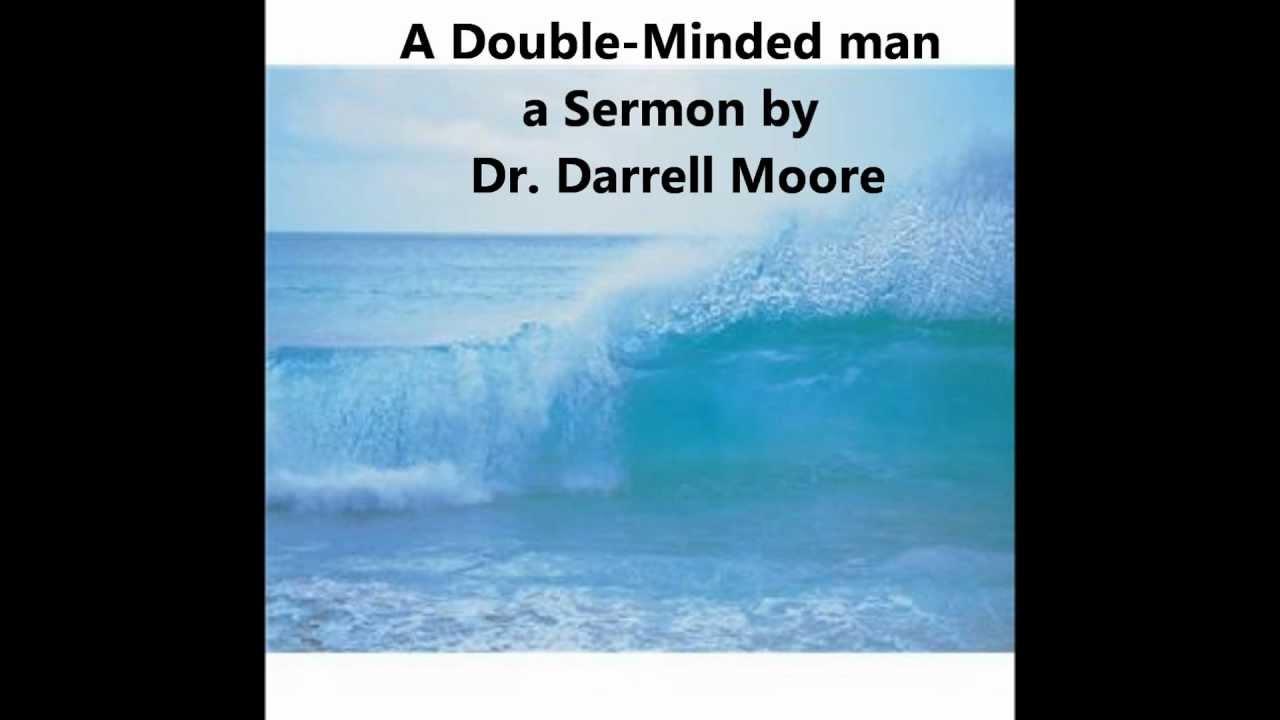 Single mindedness vs double mindedness Single minded def