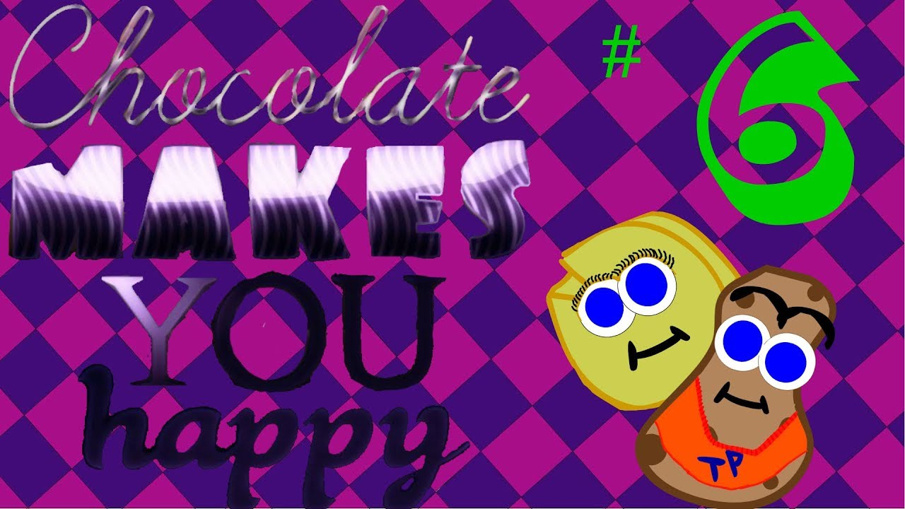 Chocolate Makes You Happy - Ep 6 - Turn the Pumpkins Off! - PWYF