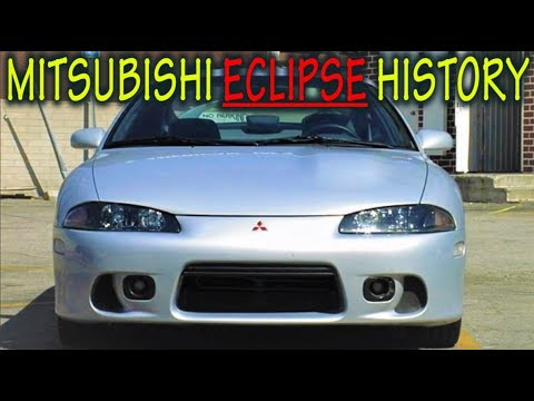 ★ Mitsubishi Eclipse History : Everything YOU need to know! ★