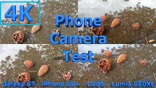 Galaxy S7 Edge vs iPhone 6S+ vs LGG5 vs Lumia 950XL - Side by side Camera Test(, 2016-06-30T15:00:05.000Z)