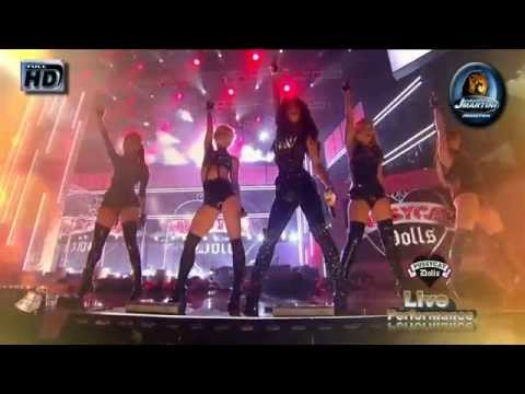 The Pussycat Dolls - Medley   Live in American Music Awards 2008 (HD)
