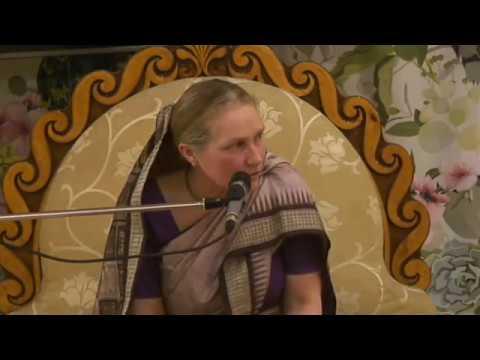 Бхагавад Гита 17.28 - Анубхава деви даси