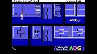 ADG Episode 87 - Space Quest