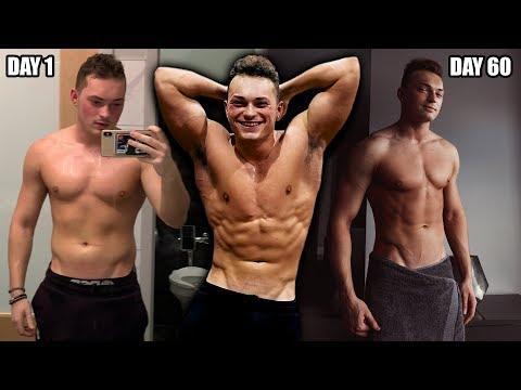 60 Day Body Transformation - Lance Stewart