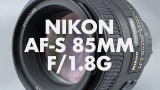 Lens Data - Nikon AF-S 85mm f 1 8G Review