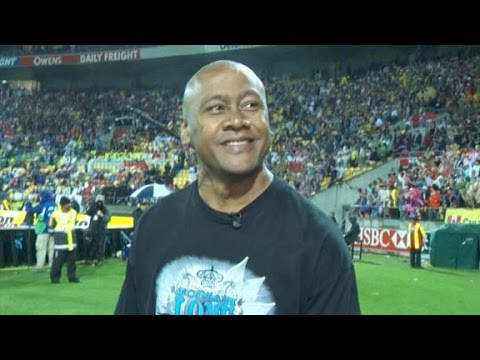 Rugby Great Jonah Lomu Dead At 40