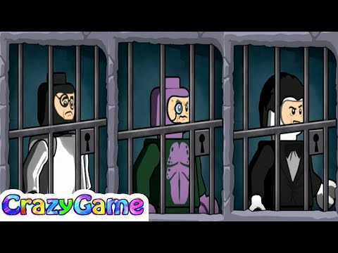 LEGO Scooby Doo Escape From Haunted Isle Episode 2