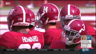 2015 Louisiana-Monroe vs. #12 Alabama (HD)