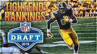 Noah Fant Might Be The Fastest Tight End Ever | Top 5 Tight Ends In The 2019 NFL Draft
