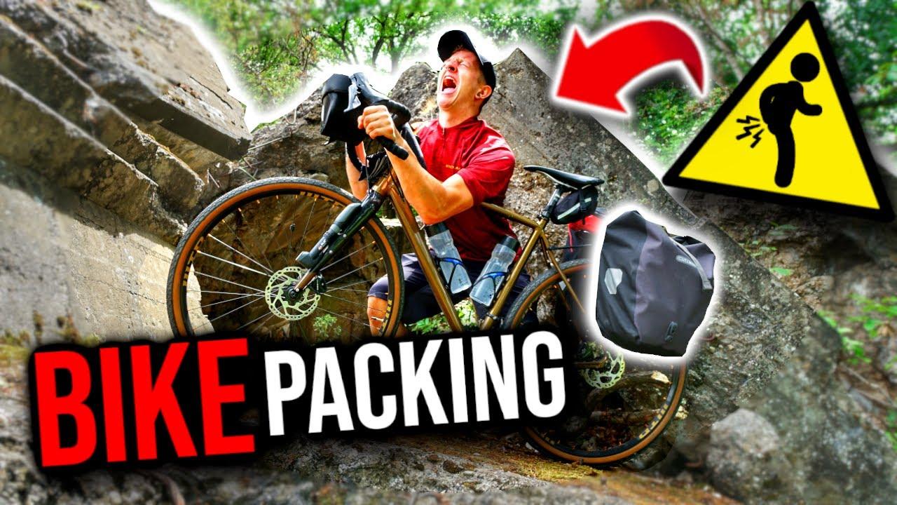1500KM BIKEPACKING TOUR!🥵 | 2 Wochen auf dem Fahrrad | Neues Fahrrad & neue Ausrüstung!