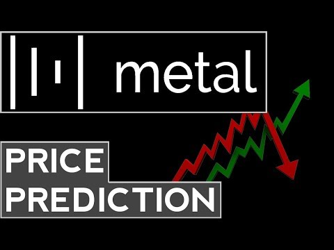 Metal (MTL) Price Prediction, Analysis, Forecast (2017-2018)