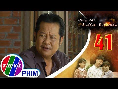THVL | Dập tắt lửa lòng - Tập 41[1]: Ông Tư nhìn thấy Minh có nhiều nét giống ba của Hoa thời trẻ