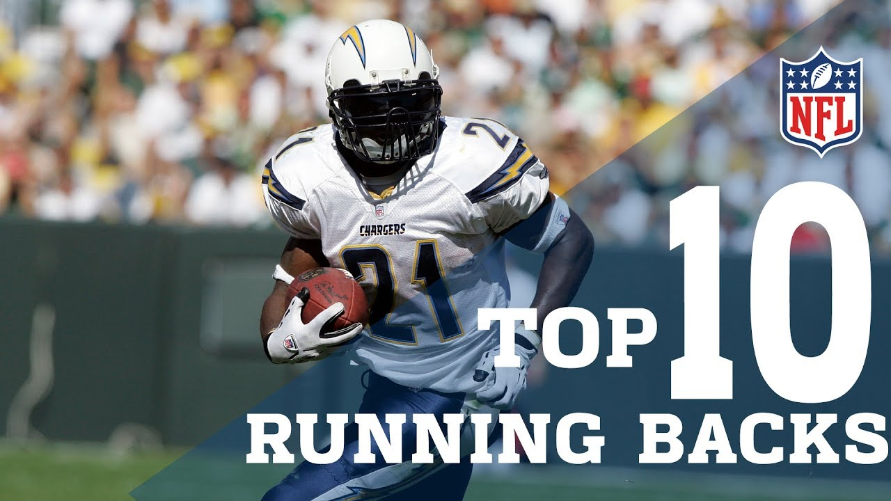 7b79f341 Top 10 Running Backs Of All Time! | NFL Highlights - YouTube