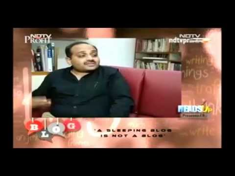 Amit Agarwal on NDTV