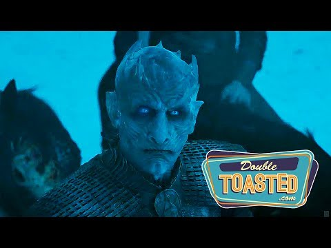 GAME OF THRONES SEASON 7 #WinterIsHere TRAILER REACTION - Double Toasted Review