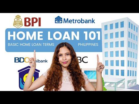 HOME LOAN Philippines 101   kailangan malaman bago mag-apply ng loan (PART 1)