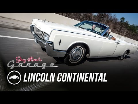 1966 Lincoln Continental - Jay Leno's Garage