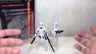 Stormtrooper Star Wars Black Series 3 75 inch Toy Review