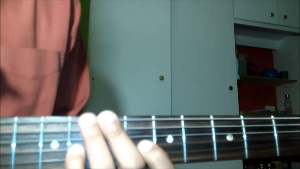 Beginnerintermediate Gospel Guitar Quartet Tutorial Ep01 Groove