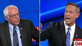 (Democratic Debate) Bernie Sanders, O