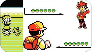 What if: Challenging Gym Blue in Pokémon Yellow?