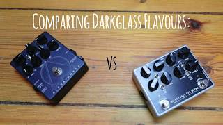 Darkglass Alpha Omega vs B7K | Ultimate Bass Distortion Comparison | Which Pedal is right for you?