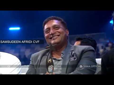 Chiyaan Vikram Speech At SIIMA Awards 2016 Uncut