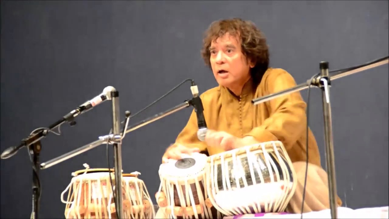 ustad zakir hussain Zakir hussain's profile including the latest music, albums, songs, music videos and more updates.