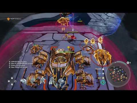 Halo Wars 2 - Arbiter GamePlay (3v3 online match)