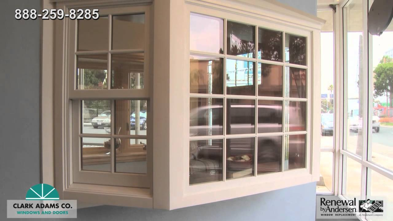 bay window replacement renewal by andersen los angeles youtube bay window replacement renewal by andersen los angeles