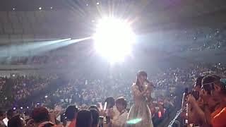 2018年8月2日 AKB48グループ感謝祭ランクインコンサート 荻野由佳さんの練り歩きです.