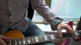 Jay Z/Neptunes I Just Wanna Love You (Give It 2 Me) on Slide Guitar
