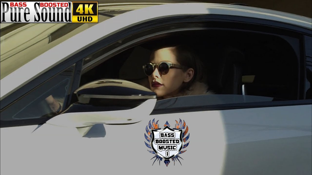 Maga - Cash 4k 👍 Bass Car Music Mix