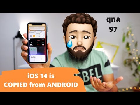 Sunday QnA 97 | IOS 14 Is Copied From Android, Galaxy A51 Vs IPhone SE 2, Galaxy Tab S6 Lite Vs IPad