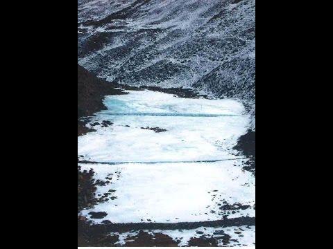 Artificial glacier  Part -1