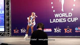 Людмила Никитина - World Ladies Cup - 2014 (Finale