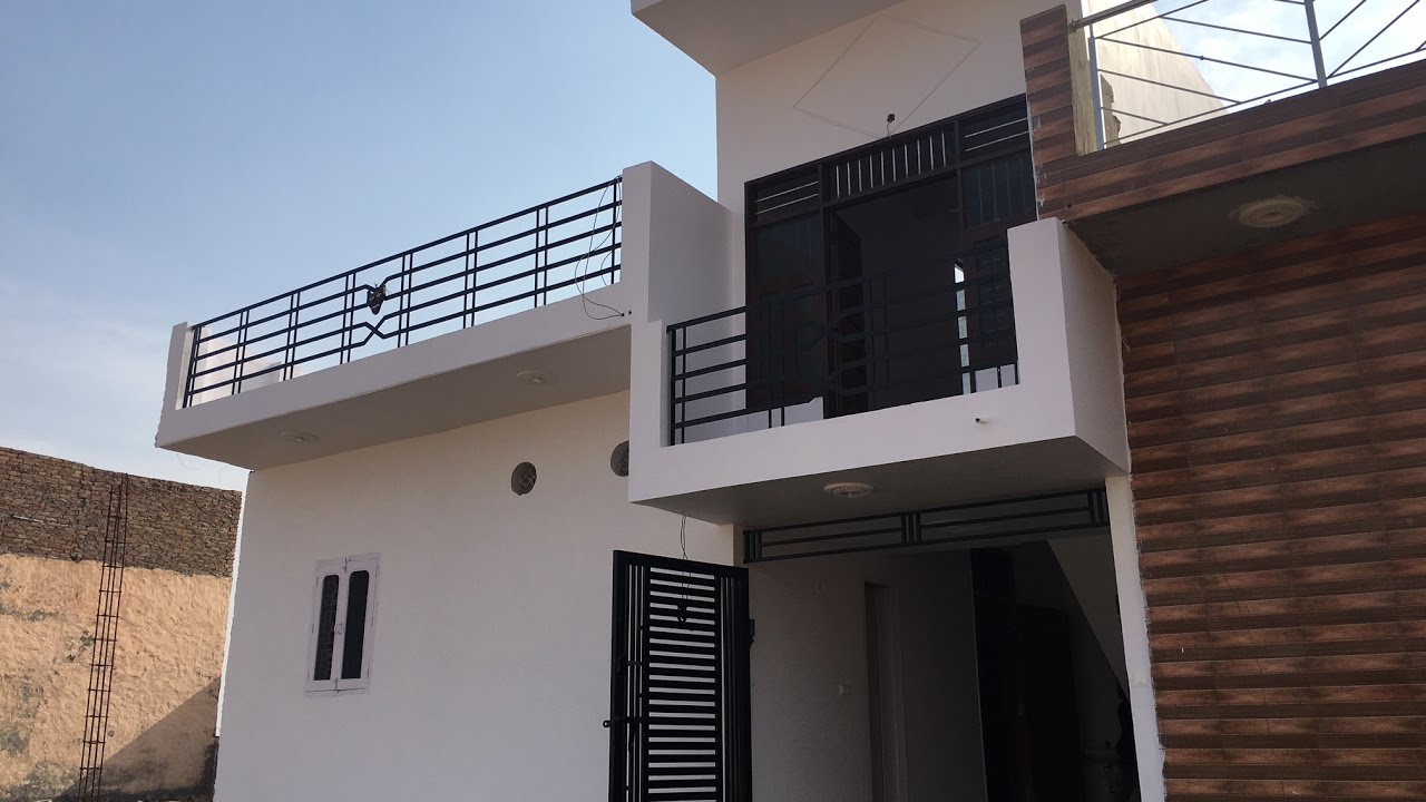 90 Sq Yard Home Palwal Loan Available Design Amp Naksha