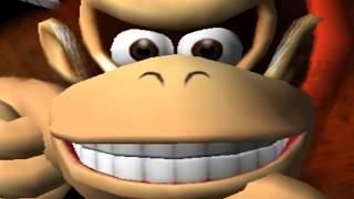 Donkey Kong Jungle Beat Corruptions #1