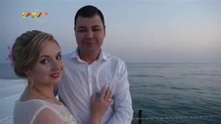 Свадебный переполох. Морской сезон. Свадьба Венера и Эльвиры