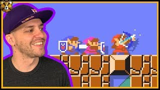 Day One Of The Pink S+ Grind! Vs Mode #46 Super Mario Maker 2