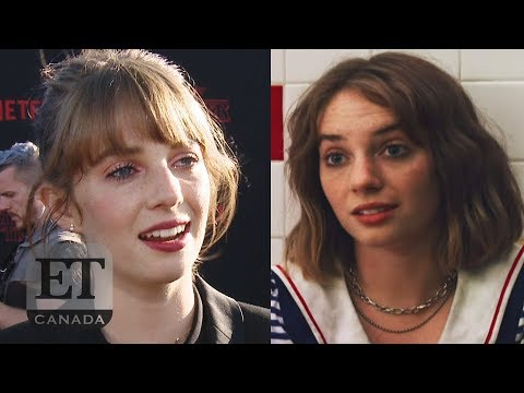 'Stranger Things' Actress Maya Hawke On Becoming The Show's Breakout Star And That Great Big Twist
