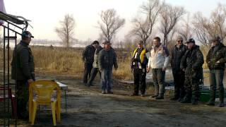 Рибальська Вольниця.  Днепровский хищник 2014