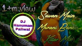 Sawan Mein Morni Banke Main !! 3d killer mix !! DJ Hanuman Paliwal and DJ dilraj