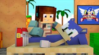 Minecraft: CIRURGIA NO SONIC - ( Sonic Minecraft)