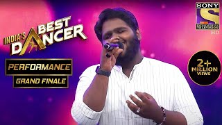 Indian Idol Contestants ने दिखाया अपना Jalwa! | India's Best Dancer | Grand Finale
